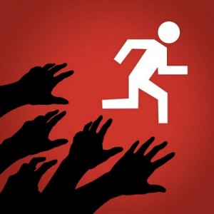 Zombies Run Twitter Logo