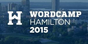 WordCamp Hamilton 2015