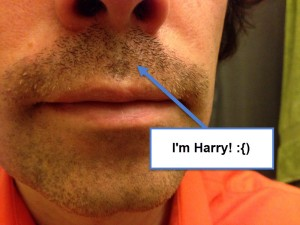 Movember 5 (Harry)